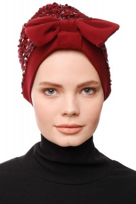 Enfleda - Bordeaux Turban